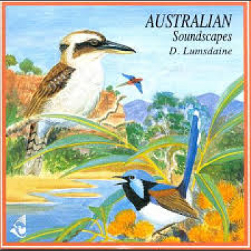 Australian soundscapes CD; Lumsdaine, D.