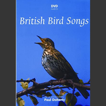 British Bird Songs –DVD; Doherty, P