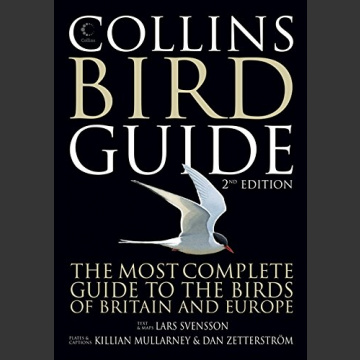 Collins Bird Guide: Large Format, Hard cover ( Svensson, Mullarney, Zetterström 2011 )