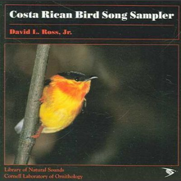 Costa Rican Bird Song sampler