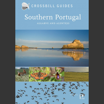 Nature Guide to Southern Portugal (Hilbers, D. ym, 2018)