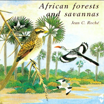 African forests and savannas CD; Roche, J.
