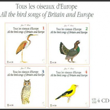 All the bird songs of Britain and Europe; Roche
