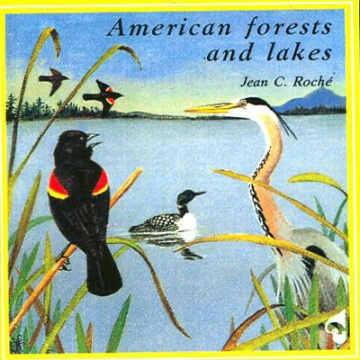 American forests and lakes CD; J.C.Roché