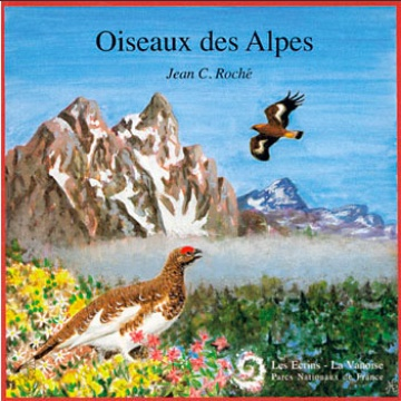 Birds of the Alps CD; J. C. Roché
