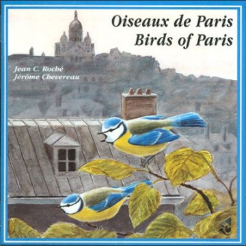 Birds of Paris CD; J. C. Roché