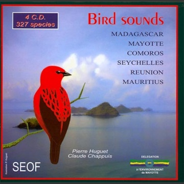 Bird Sounds of Madagascar; Huquet & Chappuis 2003