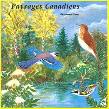 Canadian Soundscapes CD; J. C. Roché