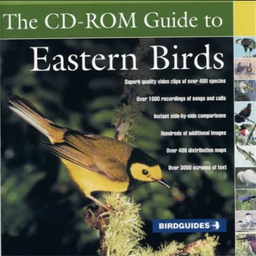 CD-ROM Eastern Birds; Birdguides (2000)