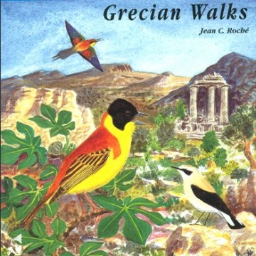 Grecian walks CD; Jean C. Roché