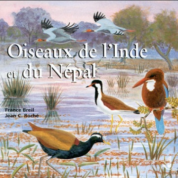 Birding in India and Nepal CD; Breil, F. ja Roché, J.R.