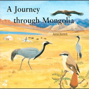 Journey through Mongolia CD; Anne Kenedi