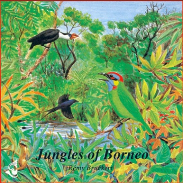 Jungles of Borneo CD; Rémy Bruckert