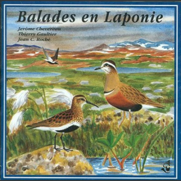 Lapland Walks CD; J. Chevereau, T. Gaultier, J. C. Roché
