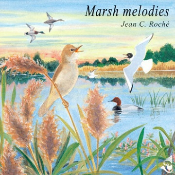 Marsh melodies CD; J. C. Roché