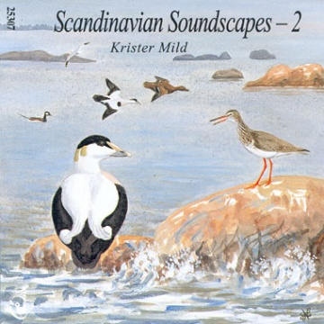 Scandinavian soundscapes vol 2, CD; K. Mild