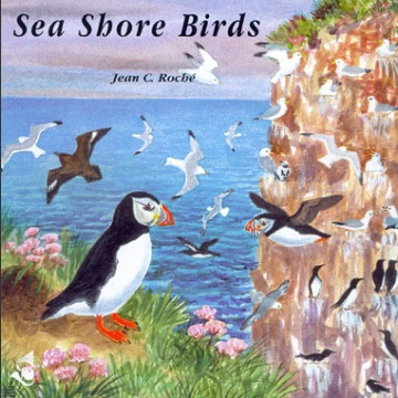Sea shore Birds CD; Roché, J.