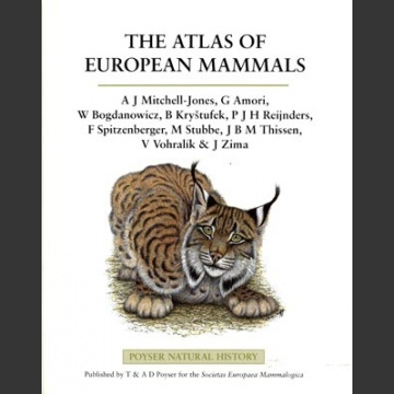 Atlas of European Mammals (A.J. Mitchell-Jones 1999)