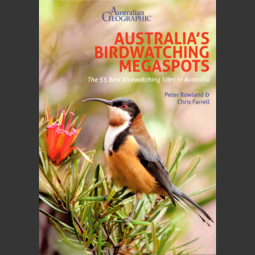 Australia's Birdwatching megaspots (Peter Rowland and Chris Farrell, 2019)