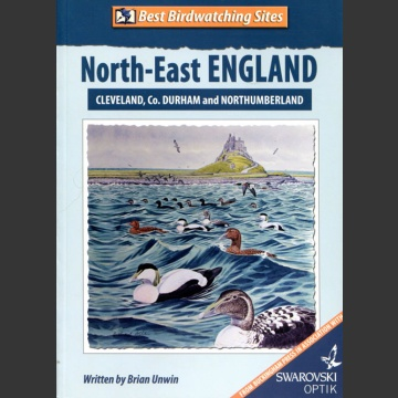 Best Birdwatching Sites North East England (Unwin, B. 2012)