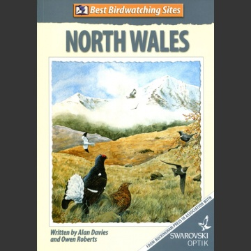 Best Birdwatching Sites North Wales (Davies, A. ym. 2007)