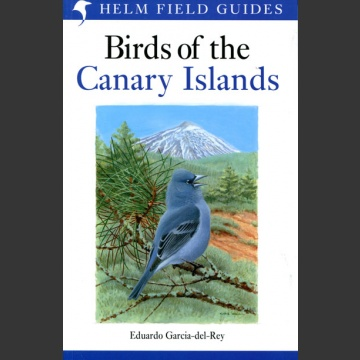 Birds of Canary Islands (Garcia-del-Rey, E. 2018)