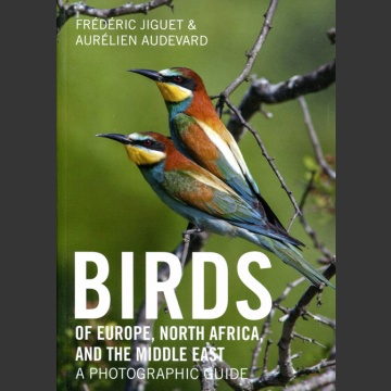 Birds of Europe, North Africa and Middle East (Jiguet, F. ym. 2017)