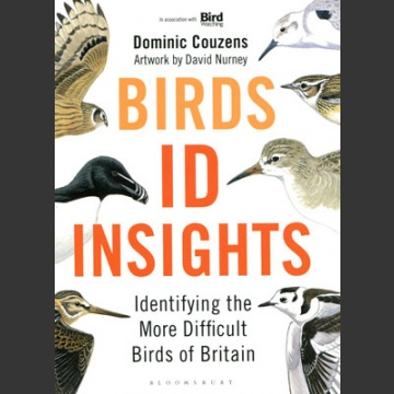 Birds id insights (Couzens, D. 2014)