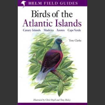 Birds of the Atlantic Islands (Clarke, T. ym. 2006)