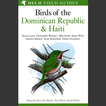 Birds of Dominican Rebublic & Haiti (Latta, S. 2006)