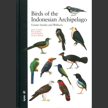 Birds of Indonesian Archipelago (Eaton, J. 2016)