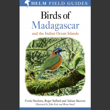 Birds of Madagascar and Indian Ocean Islands (Hawkins, F. ym. 2015)