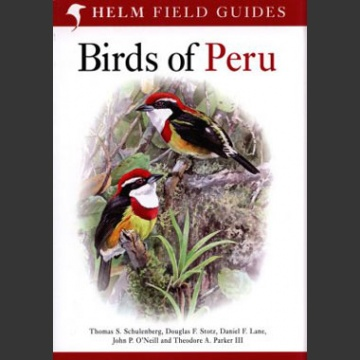 Birds of Peru (Schulenberg, T. S. ym. 2007)