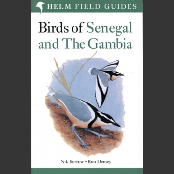 Birds of Senegal and Gambia (Borrow, N. 2011)