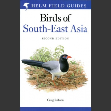Birds of South-East Asia (Robson 2015)