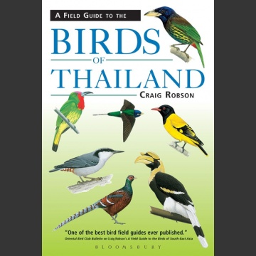 Birds of Thailand (Robson, C. 2016)