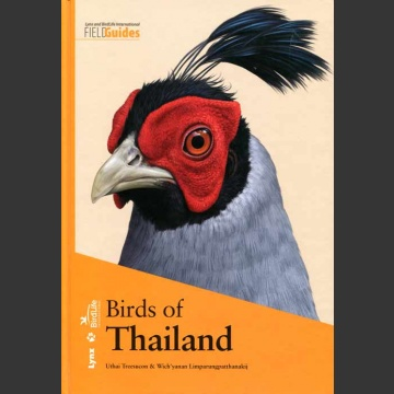 Birds of Thailand (Treesucon, U. ym. 2018)
