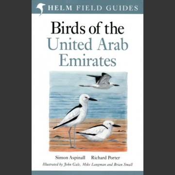 Birds of United Arab Emirates (Aspinall, S. ym. 2011)