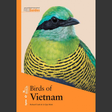 Birds of Vietnam ( Richard Craik, Lê Quý Minh 2018) Flexi-kantinen