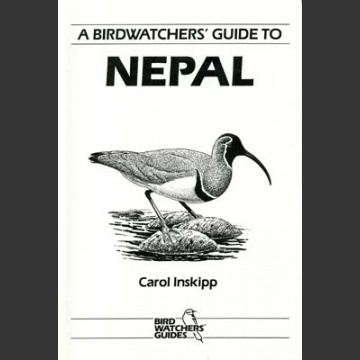 Birdwatchers´ Guide to Nepal (Inskipp, C. 1988)