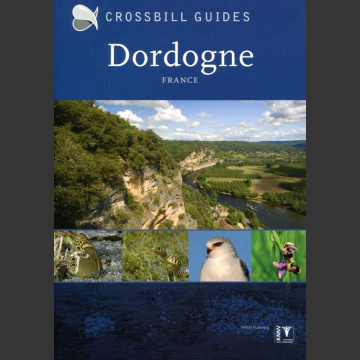 Nature Guide to Dordogne, France (Simson, D. ja Jouandoudet, F. 2018)