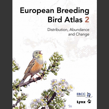 European Breeding Bird Atlas 2 (2020)