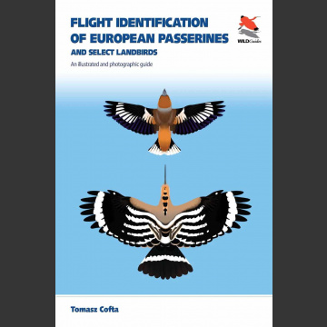 Flight Identification of European Passerines and Select Landbirds (T. Cofta. 2021)