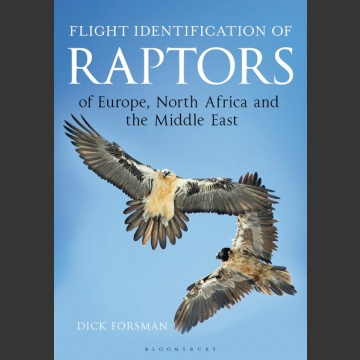 Flight Identification of Raptors of Europe, Middle East and North Africa (Forsman D.)