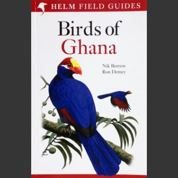 Birds of Ghana; Borrow ym. 2011