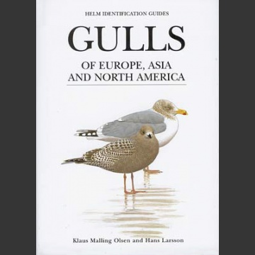 Gulls of Europe, Asia and North America (Olsen, K., M. 2003)