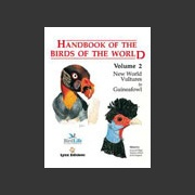 Handbook of the Birds of the world vol 2 (Hoyo ym. 1994)