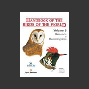 Handbook of the Birds of the world vol 5 (Hoyo ym. 1999)