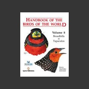Handbook of the Birds of the world vol 8 (Hoyo ym. 2002)