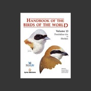 Handbook of the Birds of the world vol 13 (Hoyo ym. 2008)